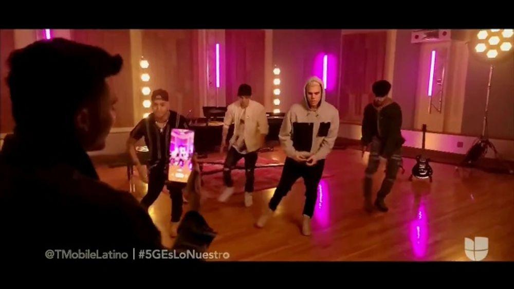 T-Mobile TV Commercial, 'Mira c??mo se preparan CNCO y Manuel Turizo para Premio Lo Nuestro 2020'