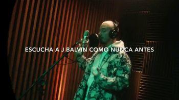 Dolby Atmos TV Spot, 'Presentamos Dolby Atmos Música y J Balvin' canción de J Balvin [Spanish] - 6 commercial airings