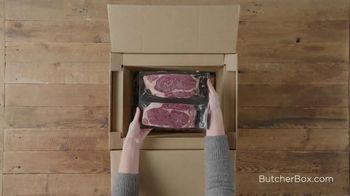 ButcherBox TV Spot, 'What Goes Into a ButcherBox: Free Filet Mignon & Bacon'