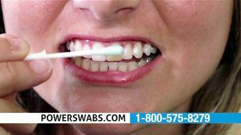 Power Swabs TV Spot, 'Coffee Smile: Freebies' - Thumbnail 4