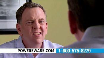 Power Swabs TV Spot, 'Coffee Smile: Freebies' - Thumbnail 5