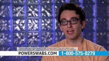 Power Swabs TV Spot, 'Coffee Smile: Freebies' - Thumbnail 8