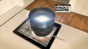 Gotham Steel Stack Master Cookware TV Spot, 'Get Your Space Back: 17 Piece Collection' - Thumbnail 4