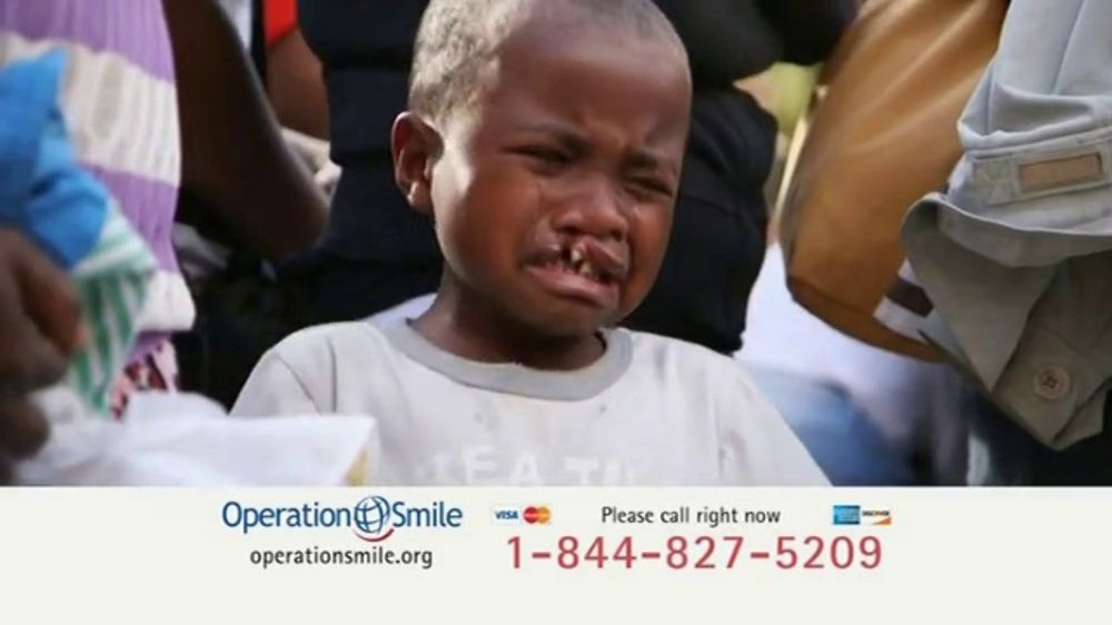 Operation Smile TV Commercial, 'This Little Light'