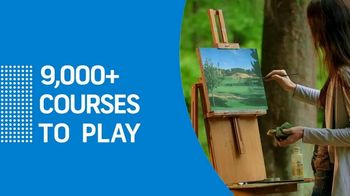 GolfNow.com TV Spot, \'How Many Courses: Over 9,000: Connoisseur\'