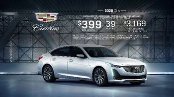 Cadillac TV Spot, 'Finish Line' Song by DJ Shadow Ft.. Run the Jewels [T2] - Thumbnail 9