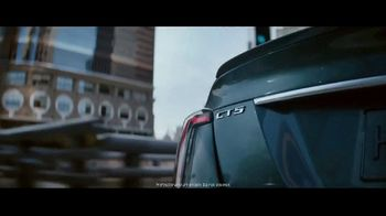 Cadillac TV Spot, 'Finish Line' Song by DJ Shadow Ft.. Run the Jewels [T2] - Thumbnail 4