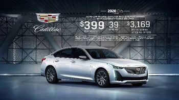Cadillac TV Spot, 'Finish Line' Song by DJ Shadow Ft.. Run the Jewels [T2] - Thumbnail 8