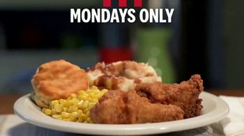 KFC Chicken and Corn Monday Special TV Spot, 'It's Back' - Thumbnail 7