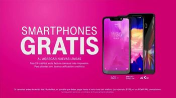 T-Mobile TV Spot, 'Smartphones gratis y Netflix' canción de Major Lazer [Spanish] - Thumbnail 2