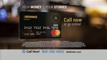 Brinks Money Prepaid Mastercard TV Spot, 'Stories' - Thumbnail 5