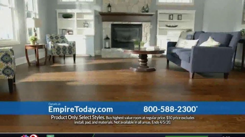 Empire Today $50 Room Sale TV Commercial, 'Update Your Floors: All Other Rooms'