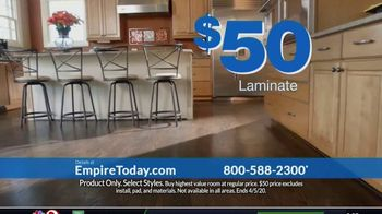 Empire Today $50 Room Sale TV Spot, 'Update Your Floors: All Other Rooms' - Thumbnail 5