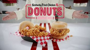 KFC Donuts TV Spot, 'Fleur de Donuts' - Thumbnail 8