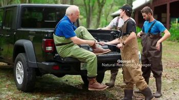Nestle Waters TV Spot, 'George: Work Shoes' - Thumbnail 2