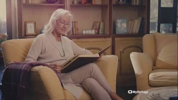 MyHeritage In Color TV Spot, '1,000 Words'