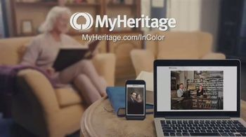 MyHeritage In Color TV Spot, '1,000 Words' - Thumbnail 8