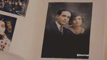 MyHeritage In Color TV Spot, '1,000 Words' - Thumbnail 7