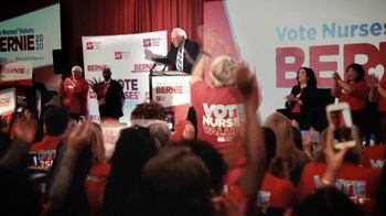 Bernie 2020 TV Spot, 'Strive' - Thumbnail 5