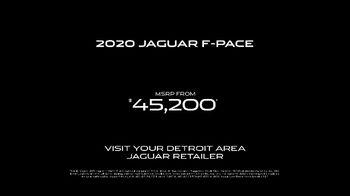 Jaguar F-PACE TV Spot, 'Julia & Aaron' [T2] - Thumbnail 8