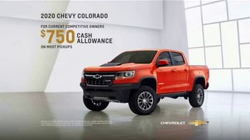 Chevrolet TV Spot, 'Never Switching Back' [T2] - Thumbnail 7
