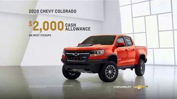 Chevrolet TV Spot, 'Never Switching Back' [T2] - Thumbnail 6