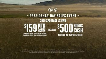 Kia Presidents Day Sales Event TV Spot, 'Fast Forward With Available Advanced Technology' [T2] - Thumbnail 7