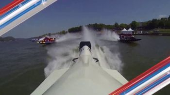 Powerboat Nationals TV Spot, 'Experience the Power' - Thumbnail 1