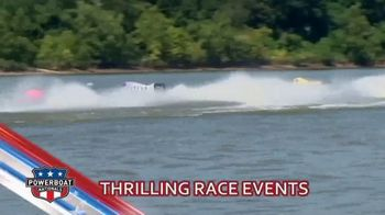 Powerboat Nationals TV Spot, 'Experience the Power' - Thumbnail 3