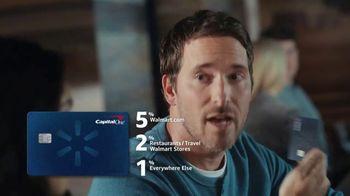 Capital One Walmart Rewards Card  TV Spot, 'Say What' - Thumbnail 6