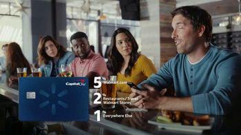 Capital One Walmart Rewards Card  TV Spot, 'Say What' - Thumbnail 7