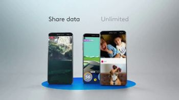 XFINITY Mobile TV Spot, 'Design Your Own Data: $300 Off' Song by The Avalanches - Thumbnail 4