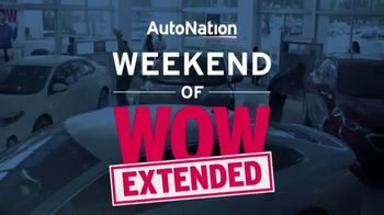 AutoNation Weekend of Wow TV Spot, 'Extended: RAM 1500 Classic'