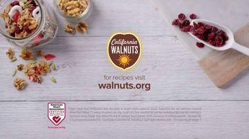 California Walnuts TV Spot, 'Life Isn't Always Simple: PJ Day' - Thumbnail 6