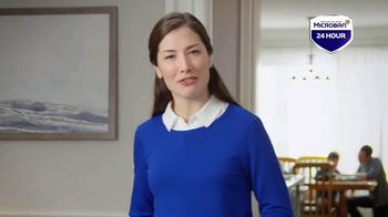 Microban 24 Hour TV Spot, 'Keeps Killing Bacteria' - Thumbnail 2