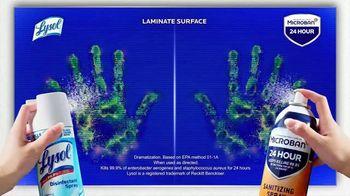 Microban 24 Hour TV Spot, 'Keeps Killing Bacteria' - Thumbnail 5