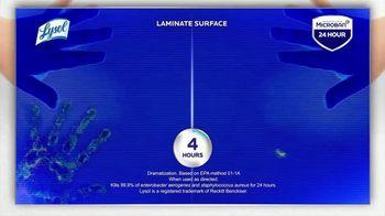 Microban 24 Hour TV Spot, 'Keeps Killing Bacteria' - Thumbnail 6