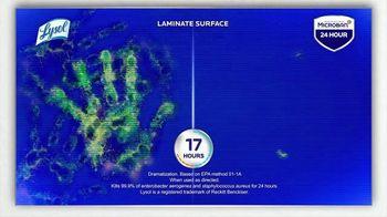 Microban 24 Hour TV Spot, 'Keeps Killing Bacteria' - Thumbnail 7