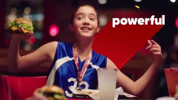 Red Robin TV Spot, 'All the Fulls: Medal'