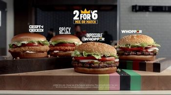 Burger King Impossible Whopper TV Spot, 'He's Into It' - Thumbnail 9