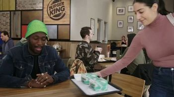 Burger King Impossible Whopper TV Spot, 'He's Into It' - Thumbnail 2