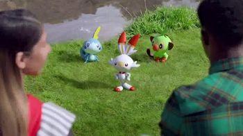Nintendo Switch TV Spot, 'Pokemon Sword & Pokemon Shield: Black Friday: Adventure Awaits' - 1 commercial airings