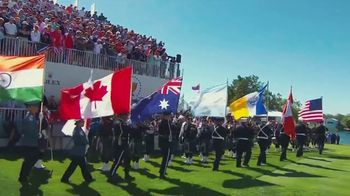Rolex TV Spot, 'The Presidents Cup:  A Showcase of Team Spirit and Sportsmanship' - Thumbnail 3
