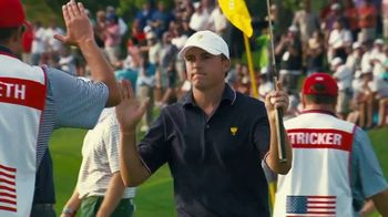 Rolex TV Spot, 'The Presidents Cup:  A Showcase of Team Spirit and Sportsmanship' - Thumbnail 7
