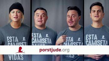 St. Jude Children's Research Hospital TV Spot, 'Esta camiseta salva vidas' con Sofia Reyes, Banda MS [Spanish] - Thumbnail 9
