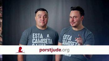 St. Jude Children's Research Hospital TV Spot, 'Esta camiseta salva vidas' con Sofia Reyes, Banda MS [Spanish] - Thumbnail 7
