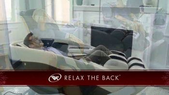 Relax the Back TV Spot, 'Holidays: The Gift of Ultimate Relaxation' - Thumbnail 4
