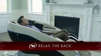 Relax the Back TV Spot, 'Holidays: The Gift of Ultimate Relaxation' - Thumbnail 5