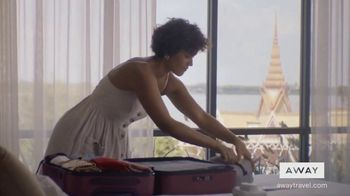 Away Luggage TV Spot, 'Always Moving'