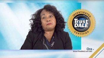 TrustDALE TV Spot, 'Ora Lewis' - Thumbnail 3